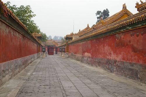 Imposing Corridors