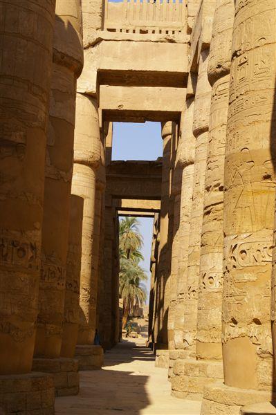 Hippostyle Hall of Karnak
