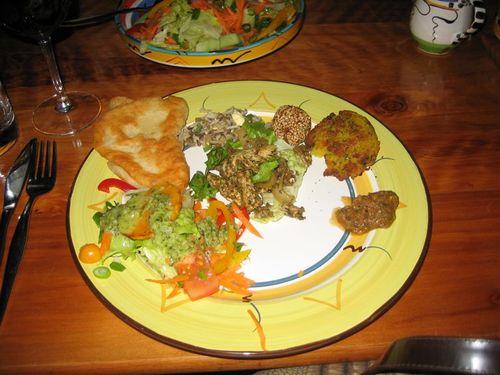 Africa Feast part 1