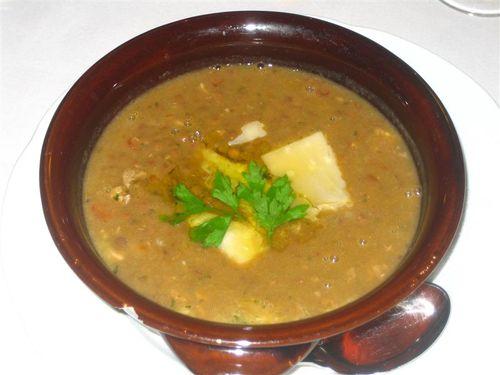Phesant Soup