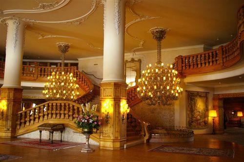 Interalpen Lobby
