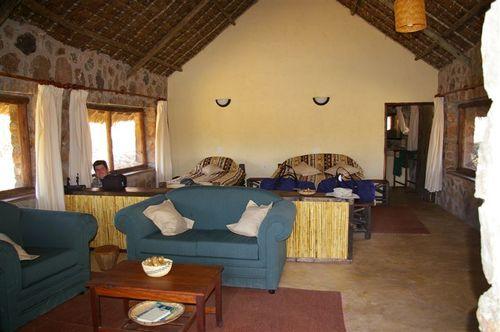 Ruaha River Lodge Banda