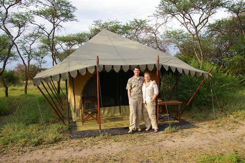 Thomson Serengeti Camp
