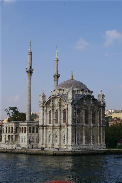 Still along the Bosphorus