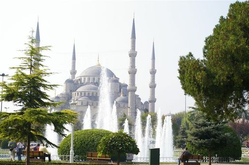 Blue Mosque, Softly