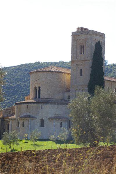 San'Antimo Abbey