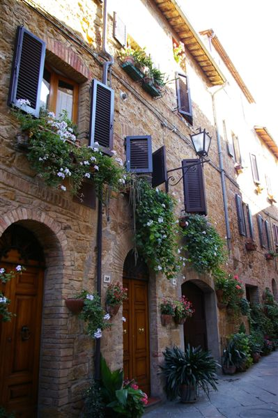 Pienza Neighborhood