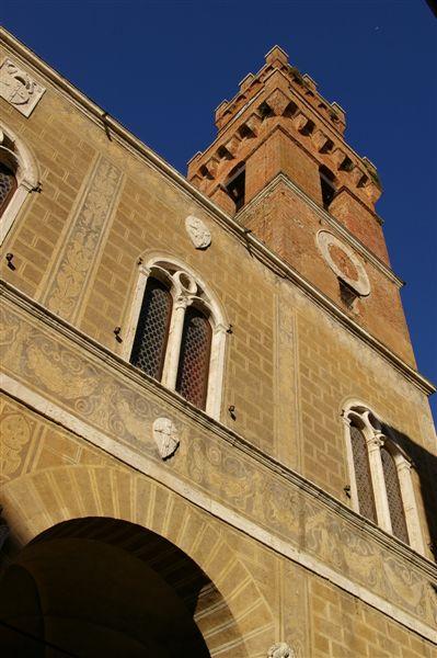 Pienza Town Hall