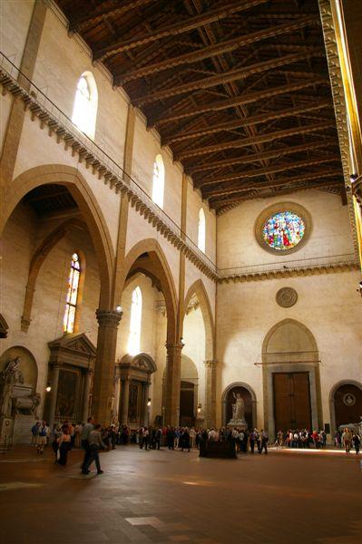 inside S.Croce