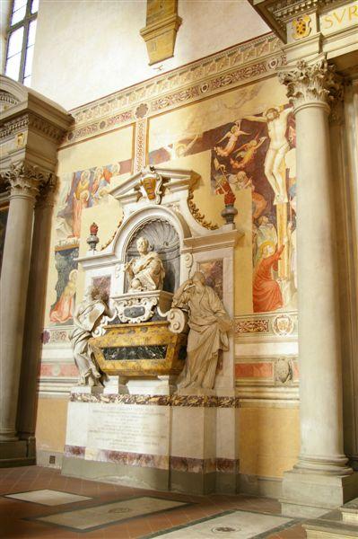 Gallileo's Tomb