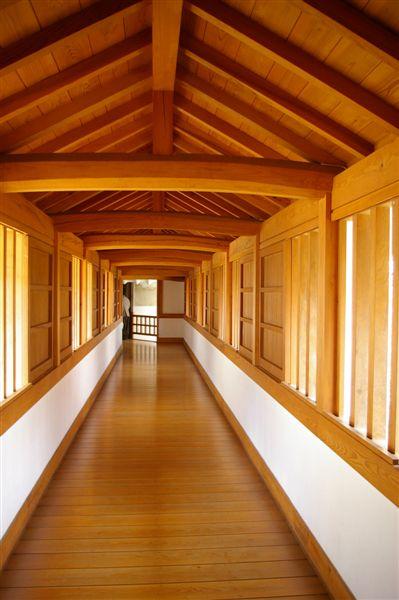 Inside the Living Quarters