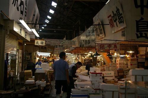 In Tsukiji