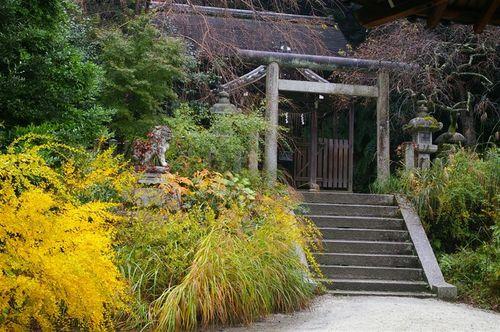 Ootoyojinja Shrine