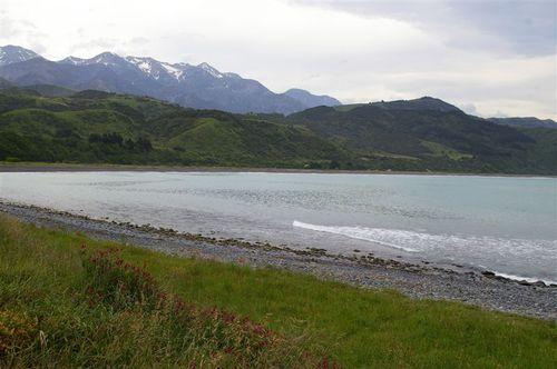 South Island East Coast