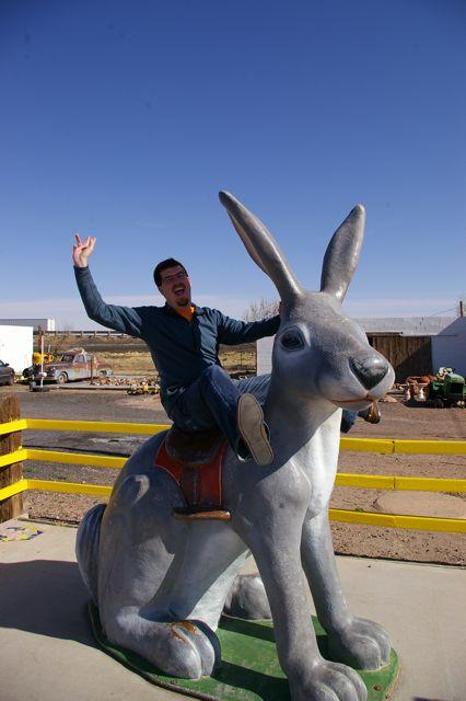 Ride that Rabbit