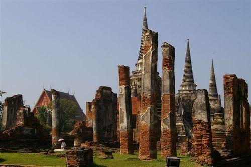 Palace remains
