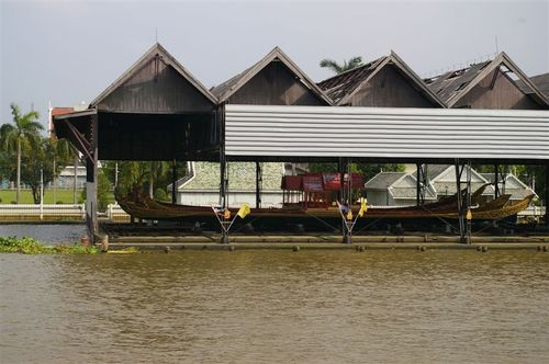 Royal barges