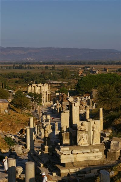 Ephesus from the top