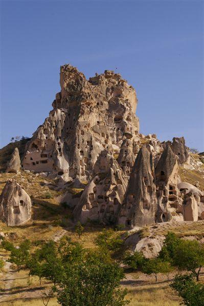 Goreme Castle